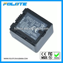 Rechargeable camcorder camera battery for Panasonic VW-VBN130