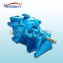 High concentration special horizontal slurry pump in handing heavy duty slurry