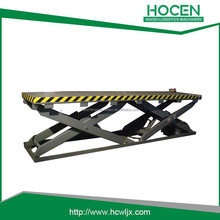 4T hydraulic auto lift scissor car lift