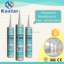 High performance RTV general purpose acetoxy silicone sealant factory price