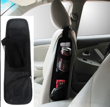 New Vehicle Car Multi Side Pocket / Seat Storage Collector Hanging Bag Organizer