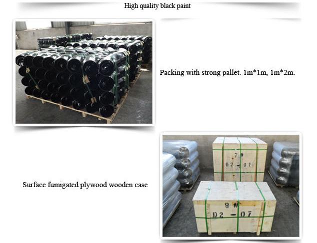 Triplex mud pump piston hub pulsation dampener For EMSCO/Bomco mud pump piston hub Fluid End Moudle (2)
