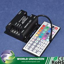 44 Key RGB Controller, High Voltage AC110V/230V, High Voltage RGB Strip Controller for LED Controlling