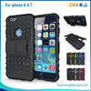 New Arrival 2016 TPU+PC Combo Case For iPhone 6s, For iPhone 6s Kickstand Case, For iPhone 6s Hybrid Case
