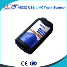 125032 nexiq USB LINK + software Diesel Truck herramienta de diagnóstico para Vol vo / ma-ck / inter - National / Hin o camión