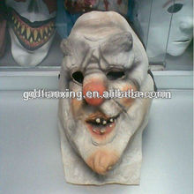 Ghost design latex mask/inflatable latex mask