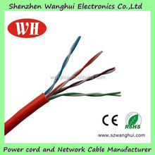 Alibaba express high speed networking cca cat 5e cable for sale
