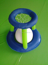 High quality kids inflatable basket ball game toys