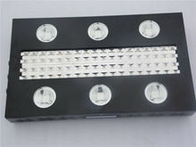 2013 high par value Noah 8 led grow lights 11 band full spectrum lighting