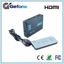 Your Best Choice Plastic HDMI Switch 3x1 4Kx2K Switch HDMI 3 to 1 1.4 OEM/ODM