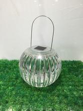 Acrylic Solar Powered Lantern Light