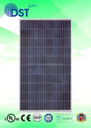 Solar Power Energy 240W 250W 260W 270W 60 cells TUV/MCS/UL/CEC/JET Taiwan 250 w 255 watts Poly Solar Panel Solar Module