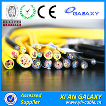High Quality Multi Core Copper Core Electric Building Wire 4mm 6mm BV Electric Wire