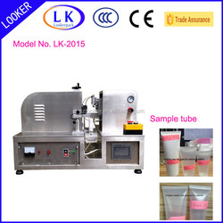 Ultrasonic Cosmetic Plastic Tube Sealer with Date Code