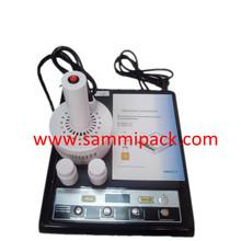 Portable Induction foil cap sealer,manual aluminium foil sealing machine 20-100mm