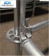 Q235 or Q345 Scaffolding Standard
