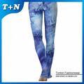 2015 moda Tay ısmarlama yoga pantolon toptan