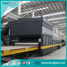 LandGlass Horizontal/Bending Glass Tempering Machine/Furnace For Sale Glass Factory