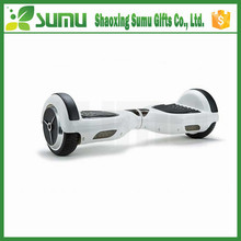 Fashion mini speedway self balancing 2 wheel electric scooter