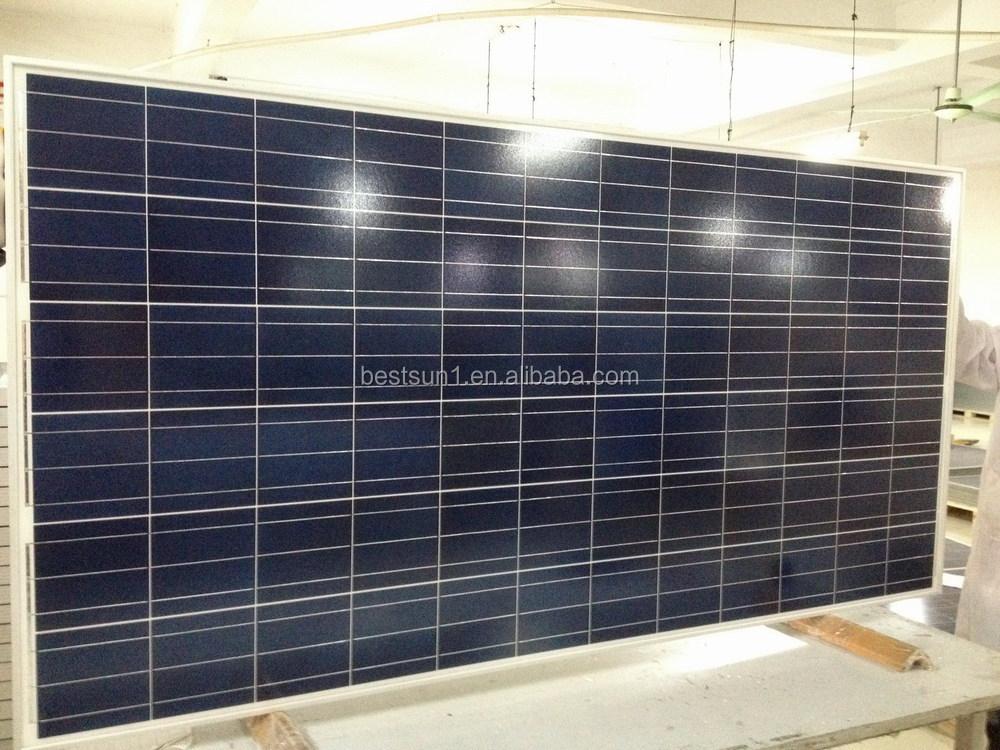 Painel solar fotovoltaico 2000 W