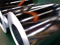 big small zero spangle factory price 26 gauge galvanized steel sheet in coil for roofing usage