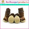 Hot sale waterproof pet shoes dog boots