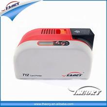 High speed printing engine T12 id card printer