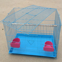Popular wholesale bird cages pvc bird breeding cages