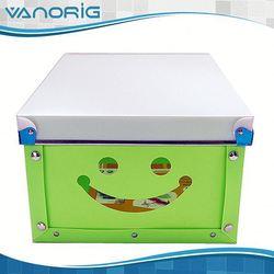 Professional Factory Wholesale Multifunction pp plastic underwear storage box