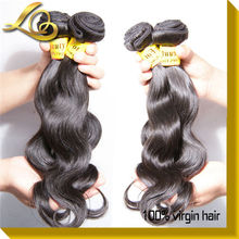 alibaba unprocessed remy brazilian human natural hair extensions