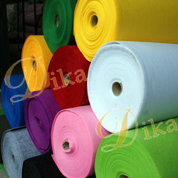 100%polyester felt 1mm 2mm 3mm 4mm 5mm thickness