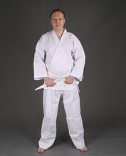 White pure cotton Karate Uniform karate equipment