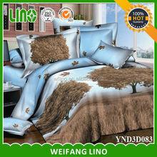 hot design home texitle comfortable sheeting, duvet cover, pillow case , bed sheet, full set