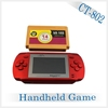 color electronic game player console, pocket game player, portable handheld game