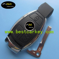 smart car key for 3 button benz remote key mercedes benz smart key with NEC chip