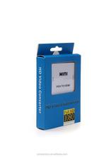 HDMI Adapter Mini VGA to HDMI Converter Upscaler Box 1080P Video Converter Audio Adapter
