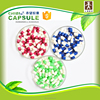 color size 00 empty veggie capsules