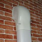 Slim duto pvc duto reto para instalação de ar condicionado( shanghai anku)
