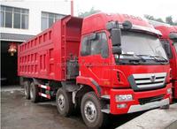 XCMG NXG3251D3KC left hand drive tipper truck dump truck used for sale