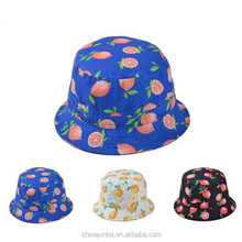 New design Beach Hat Colorful Bucket Hats for Women