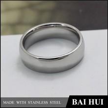 YBH017 Custom Simple Designs Mens Titanium Wedding Ring/Wholesale Mens Titanium Ring
