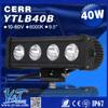 water-resistant UTE Driving Lamp bar HID LED Work Lamp LED Light Bar for Offroad utv atv