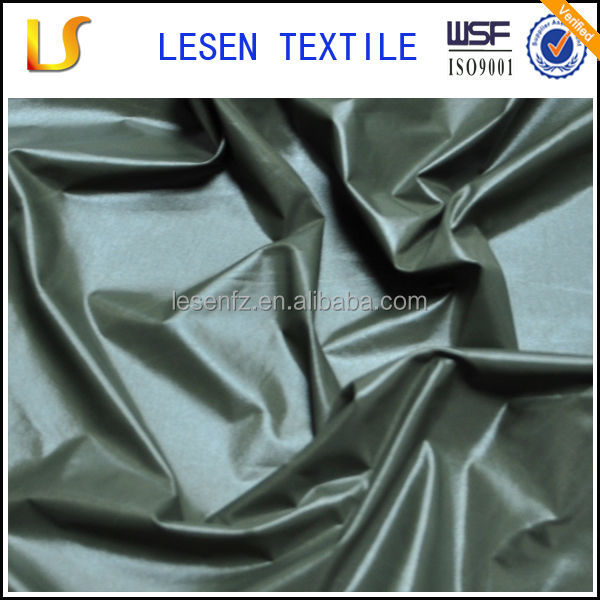 Lesen Textile full dull Nylon Taffeta,nylon taffeta fabric,full dull nylon fabric