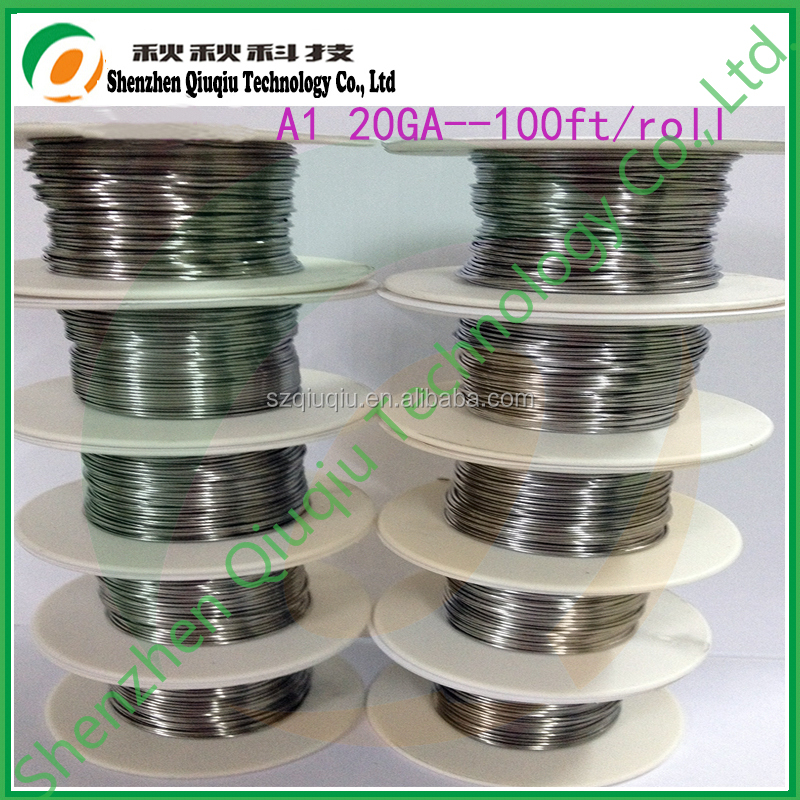 Hot sale resistance heating wireresistance wire 202224262830 kanthal20ga 100ft 22g greentooth Choice Image
