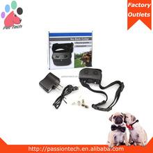 Pet-Tech H-166 rechargeable & waterproof dog electronic shock training collar