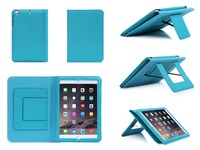 Supreme PU Stand Leather Flip Case Cover with Card Slots For Ipad Mini 2/3