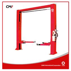 car lift manufature auto two post lift/car auto repair equipment