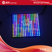 ws2811 display digital full color led panel light 16*16
