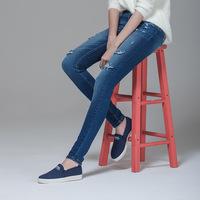 Wholesale Silver Best Stretch ladies jeans brands