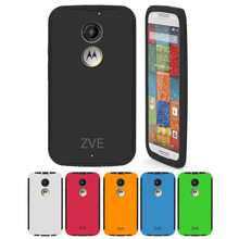 ZVE Full Body Hybrid Case cover with Built-In Screen Protector for Motorola Moto X (2nd generation)